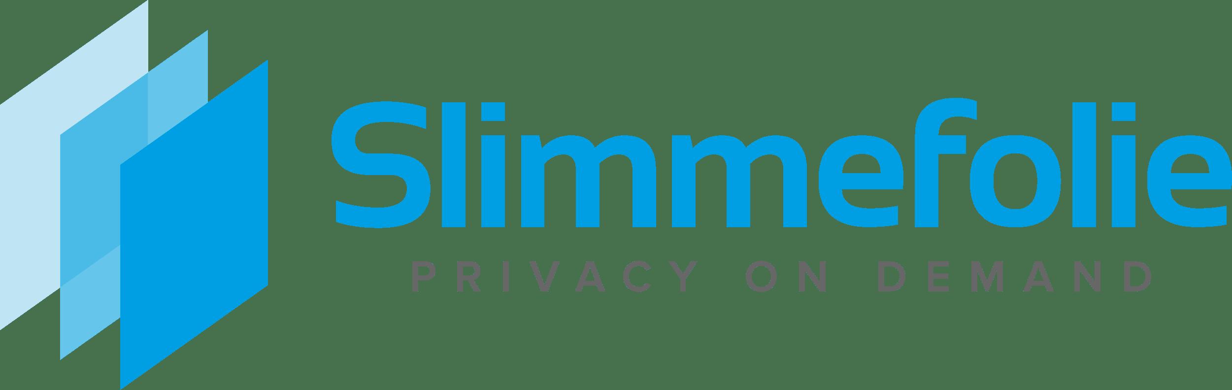 Slimmefolie, schakelbare privacy folie